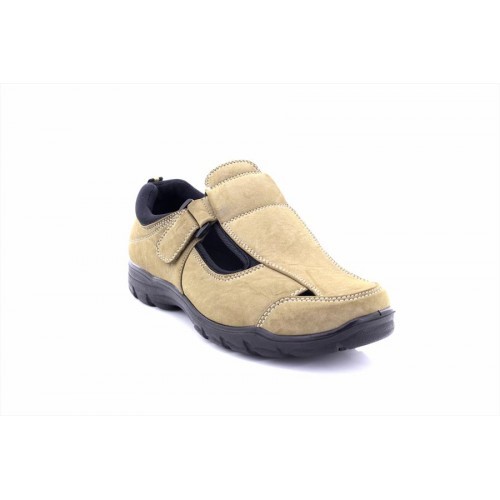 7b66ec5b931b0 Dr Keller Justin Closed Toe Summer Shoe Sandals Light Weight Beige ...