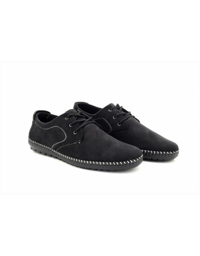 Mens Smart Lace Up Deck Mocassin Designer Loafers Driving Shoes
