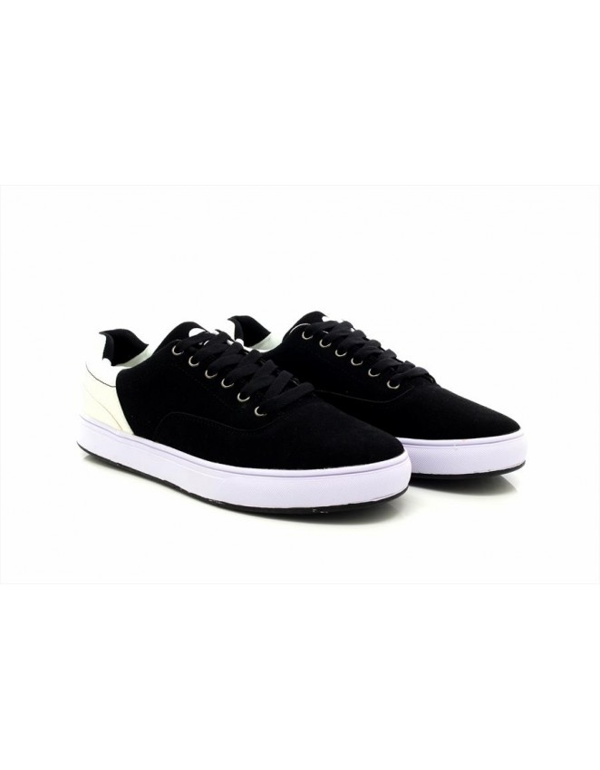 dc839c738 New Mens ShuCentre Lace Up Logo Canvas Shoe Pumps Trainers Plimsolls New