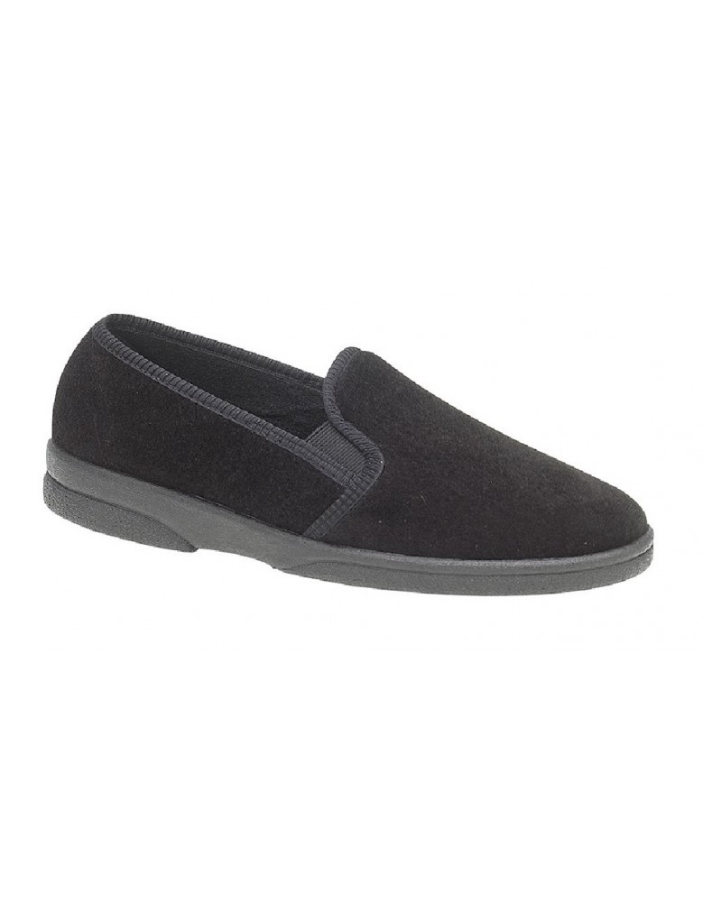 Sleepers ANTHONY MS247 IV Twin Gusset Durable Indoor Slippers