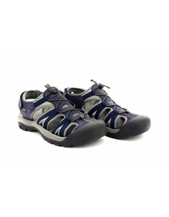 PDQ Alex Toggle/Touch Fastening Casual Trek Sports Summer Sandals