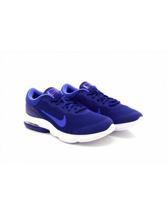 Nike Men's Air Max Advantage Training Shoes Blue (Deep Royal Blue/Light Racer Blue/Obsidian)