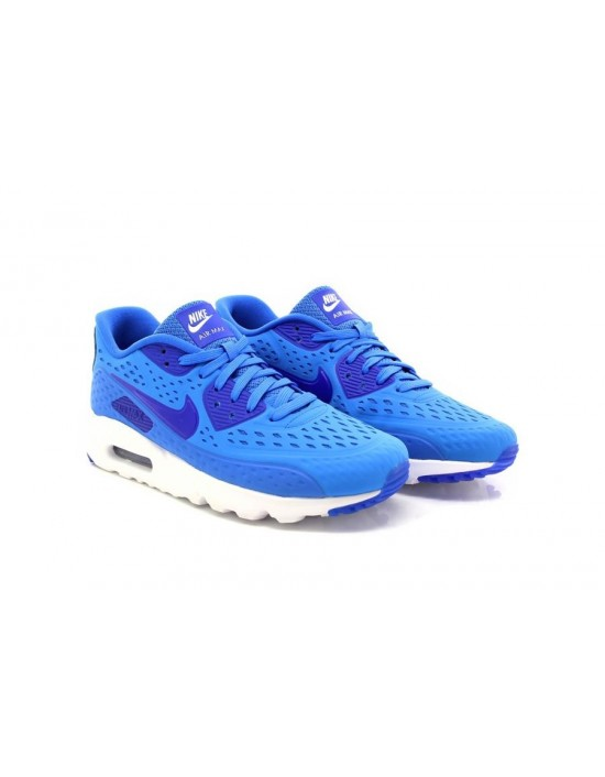Nike Air Max 90 Ultra BR 725222-404 New Blue Royal UK6