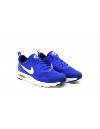 Nike Air Max Tavas Junior Youth Older Kids Unisex Shoes Hyper Blue