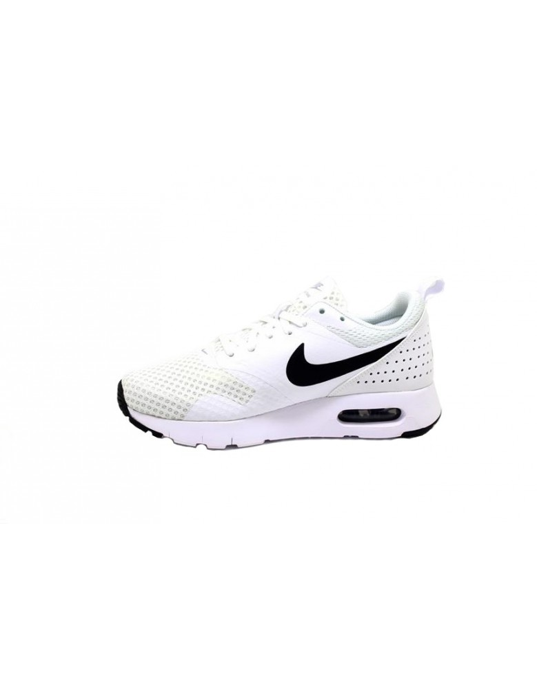 b4cee41531 Nike Air Max Tavas Junior Youth Older Kids Unisex Shoes in Black/White