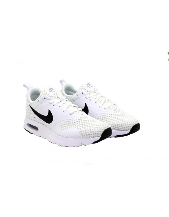 Nike Air Max Tavas BR Kids Trainers White (GS) Running Shoes