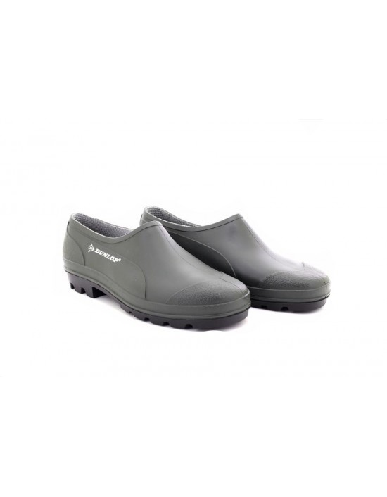 Dunlop W145 Unisex Gardening Clogs Wellingtons Shoes
