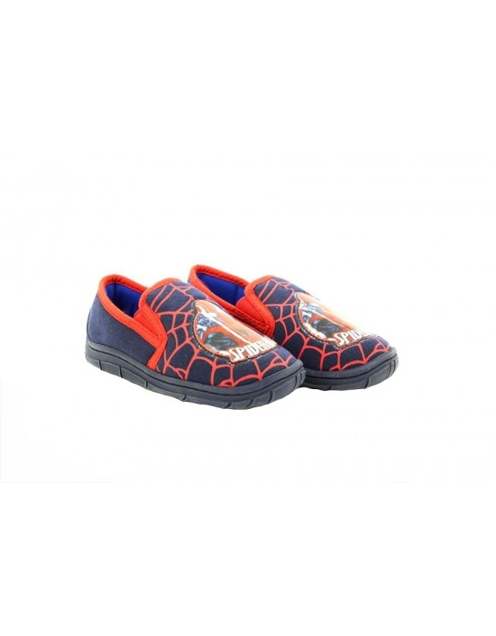 Kids Marvel Official SPIDERMAN Chenery Slippers