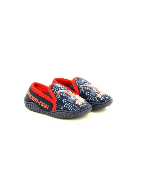 Spider-Man Marvel Martin Ultimate City Full Indoor Novelty Bedroom Slippers
