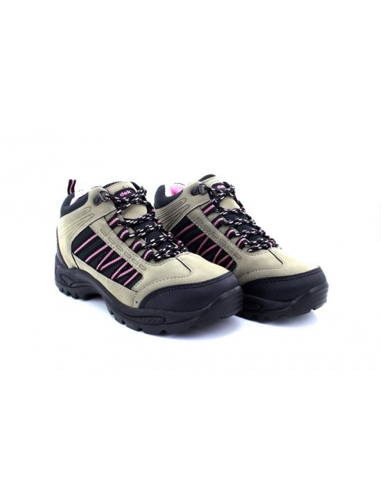 Dek Grassmere Lace Up Ladies Trek and Trail Ankle Boots