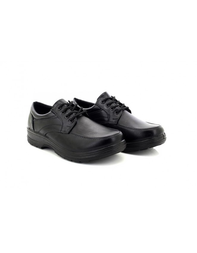 Dr Patrick James Extra Wide Fit Casual Othopaedic Lace Up Shoes