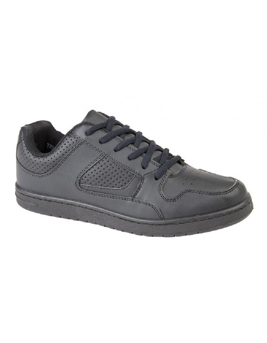 Dek EUSTON Touch Fasten Lace Up Casual Sport Trainers