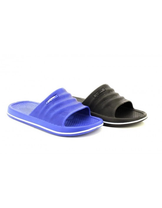 Unisex Classic Slip On Waterproof Slipper Sliders