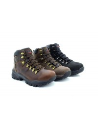 Johnscliffe CANYON M027 Unisex Leather Jontex Hiking Boots