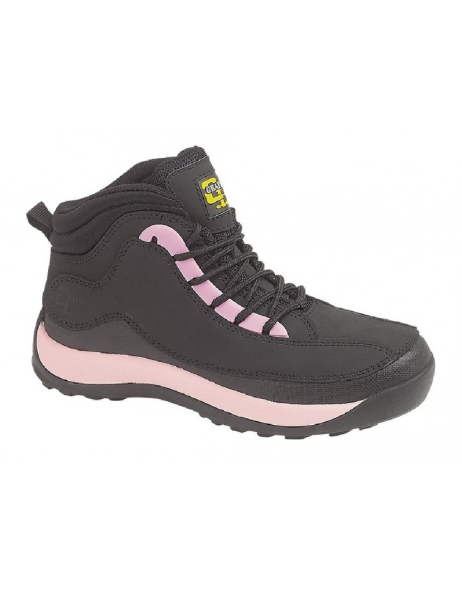 Ladies Grafters Industrial Safety Boots