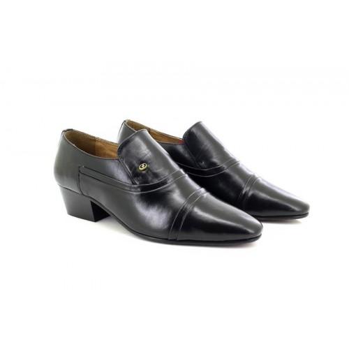 cuban heel dress shoes