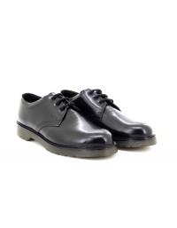 Grafters M385A Mens Formal Hi-Shine Leather Uniform Shoes