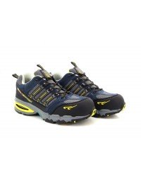 Grafters M129 Unisex Nighthawk Composite Non Metal Safety Trainer Shoes