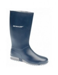 Dunlop W194 Sport Wedge Unisex Slim Fit High Wellington Boots