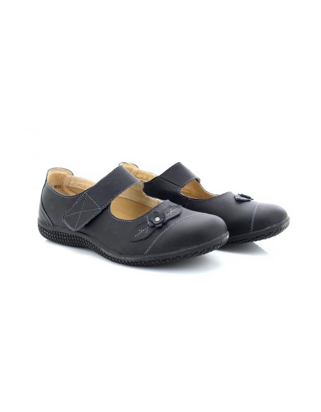 b257de5dba2 Boulevard L439 Touch Fastening Summer Casual X Wide EEE Fitting Shoes