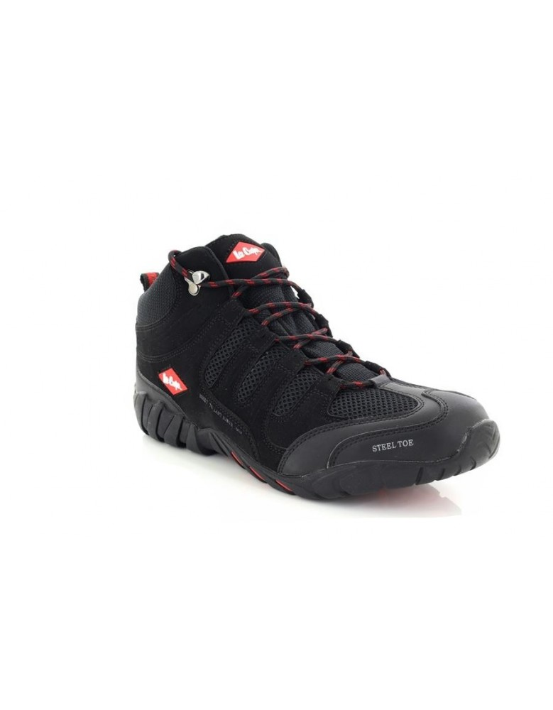 53acaae5294 Lee Cooper LC020 Trainer Hiker Leather Safety Toe Cap Ankle Boots