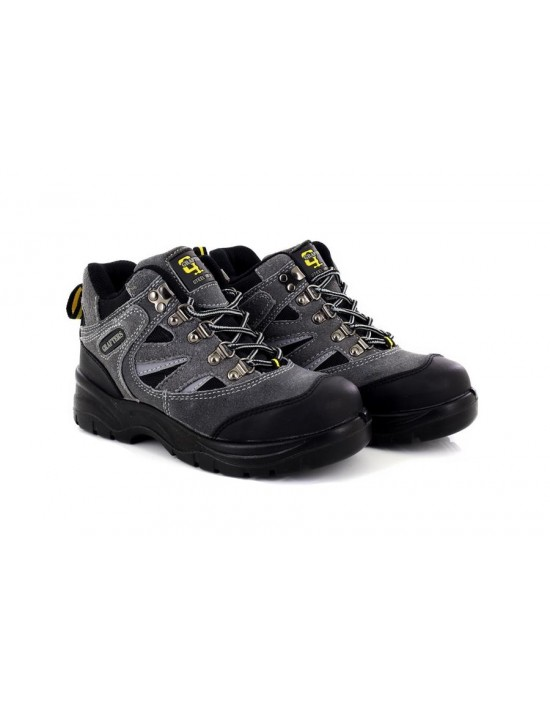 Grafters M685F Unisex Hiker Safety Toe Cap Industrial Ankle Boots