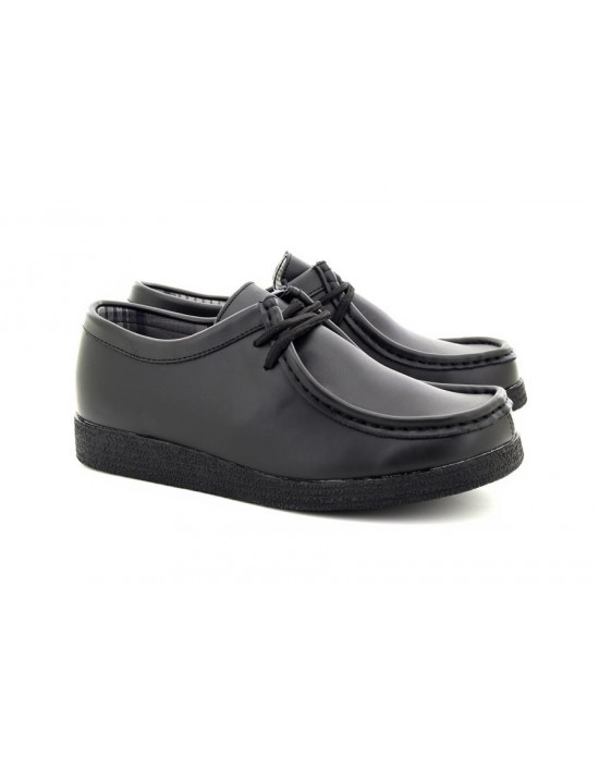 mens-mens-basics-route21-coated-leather-shoes