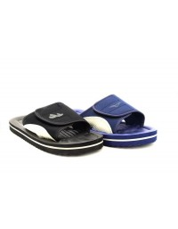 Unisex PDQ Surfer M275 Touch Fastening Beach Shower Holiday Mules