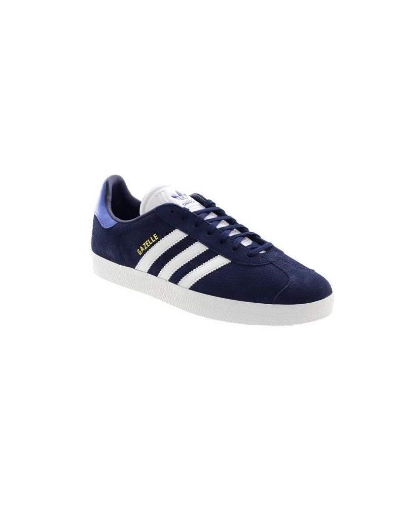 0af788e4f05 Mens Adidas Originals Suede Gazelle Smart Navy Trainers CQ2806