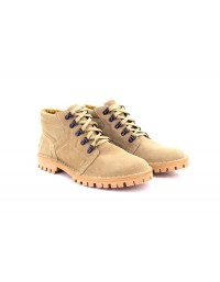 Roamers M496 Suede Leather D Ring Leisure Smart Desert Boots