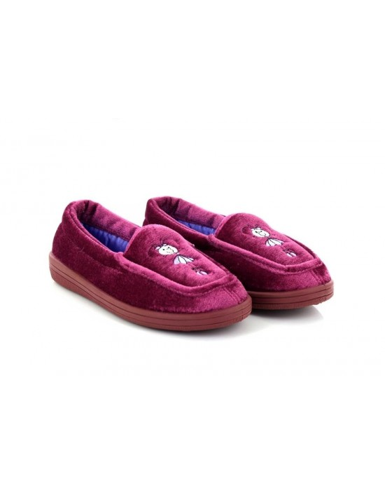 childs-girls-slippers-zedzzz-pattie--textile