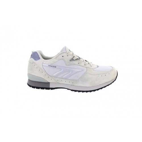 newest collection 6f9a8 ecbda Unisex Hi-Tec T520 Classic Silver Shadow Jogger Running Trainers