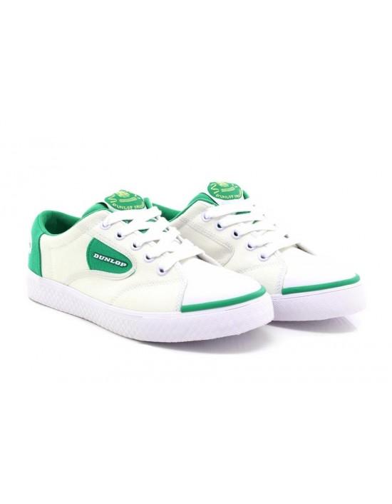 mens-plimsols-and-racquet-dunlop-green-flash-textile
