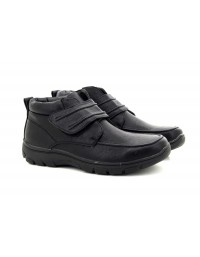 Mens Scimitar M479A Winter Warm Lined Touch Fastening Ankle Boots