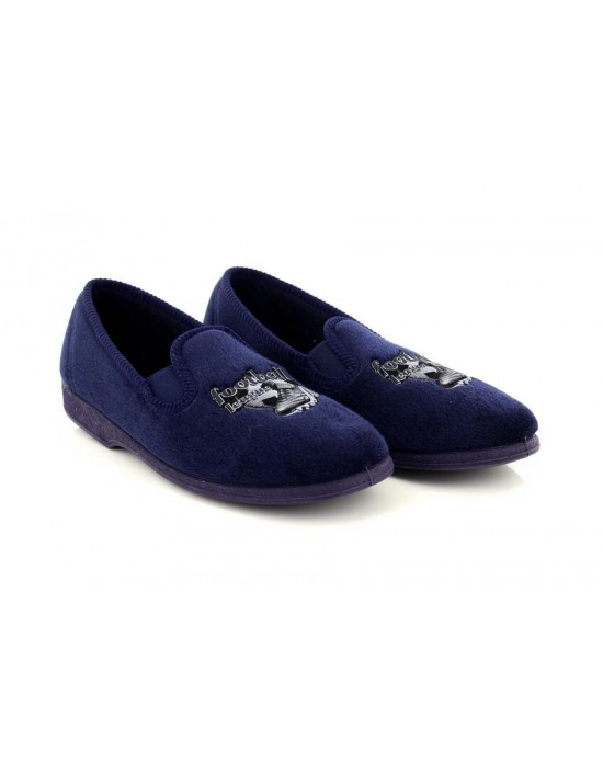 Sleepers Boys STRIKER II Football Slipper