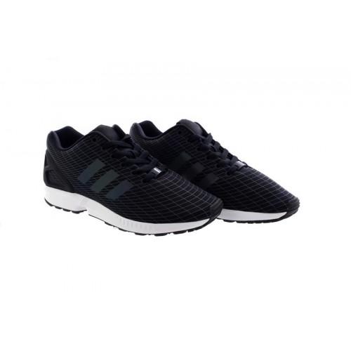 wholesale dealer 32f30 c27c0 Details about Adidas ZX Flux BB2158 Mens Trainers Originals Black
