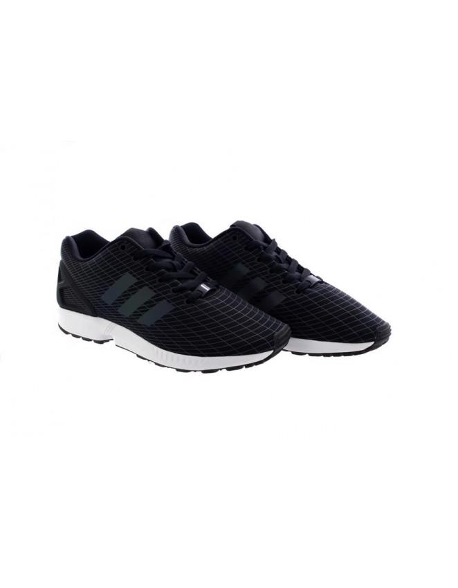 0c7831938276 Adidas ZX Flux BB2158 Mens Trainers Originals Black