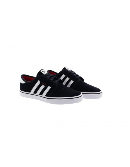 Adidas Seeley Black Men's Trainers Skateboarding Shoes