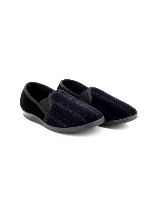 Sleepers SEAN Twin Gusset Extra Memory Sock Slippers