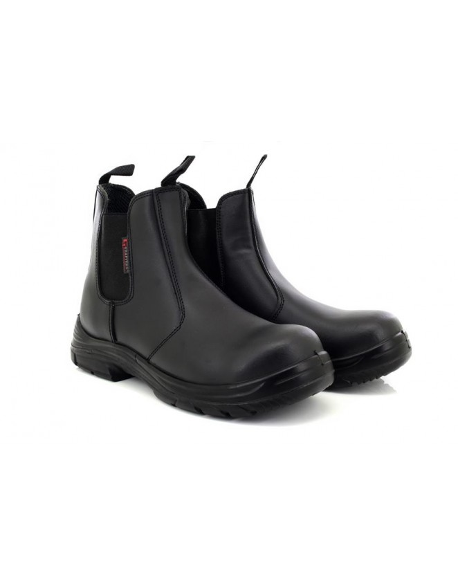 3370e5efb69 Grafters M9502A Mens Super Wide Extra Fitting Safety Toe Cap Dealer Boots
