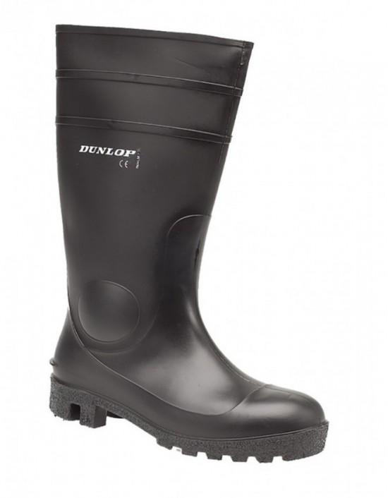 Dunlop Protomastor W195 Uniform Full Safety Waterproof Wellingtons