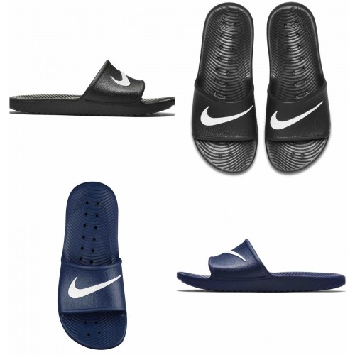 552de7cfb5ad NIKE FLIP FLOPS Mens Womens Kawa Slides Beach Pool Sandals Slippers ...