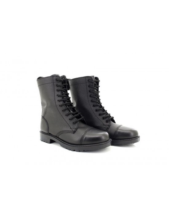 ladies-military-grafters-leather-boots