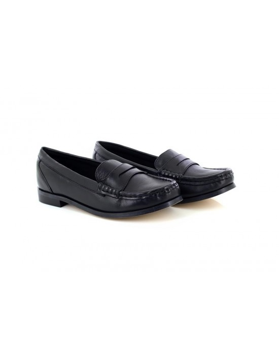 Dr Keller Michala Slip On Orthopaedic Soft Leather Casual Wide Fit Shoes