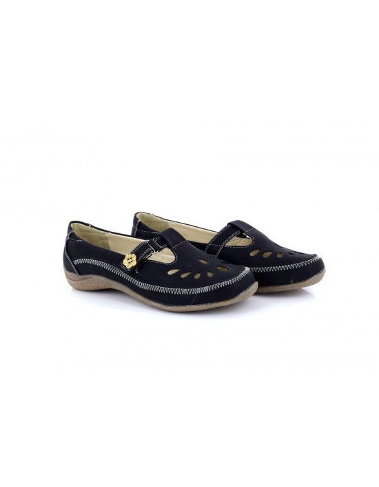 Natrelle Shiela Black Summer Basic Classic Fashion Shoes
