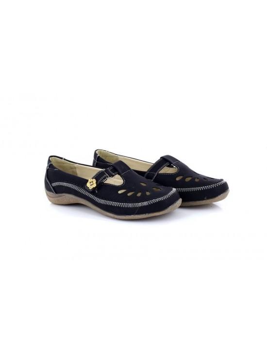 Natrelle Shiela Black Summer Basic Classic Fashion Shoes