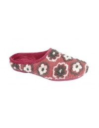 ladies-mule-slippers-sleepers-maisy-textile