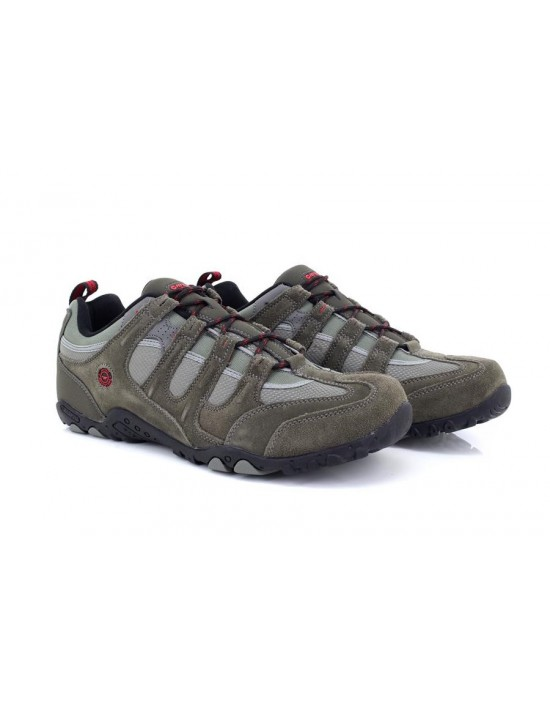 Hi-Tec Quadra T588 Classic Mens Lightweight Walking Trekking Shoes Trainers