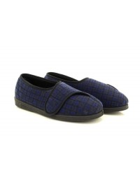 Comfylux Georgie MS403 Superwide Touch Fasten Washable Slippers