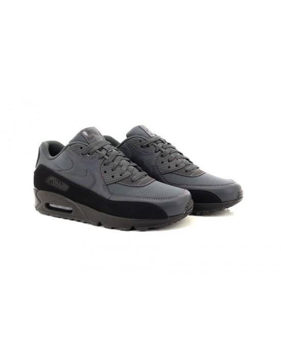993fa0525219 Mens Nike Air Max 90 Essential AJ1285-009 Brand New SIZE 11 12 Black Grey